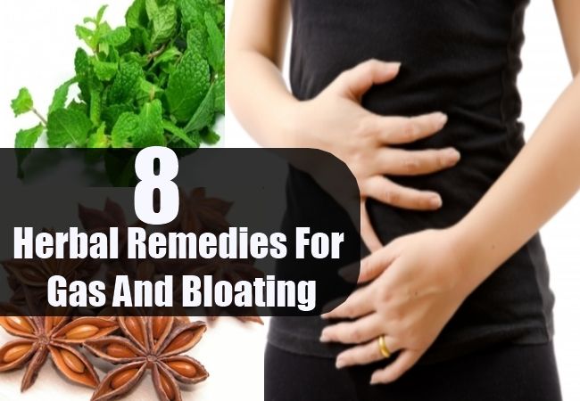 Herbal Remedies For Gas And Bloating