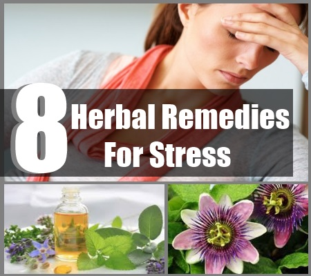 Herbal Remedies For Stress