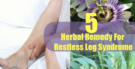 Herbal Remedy For Restless Leg Syndrome