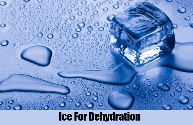 Ice For Dehydration