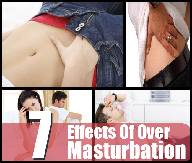 Can too much masturbation be harmful dirty