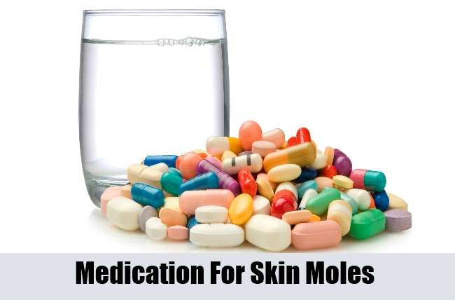 Medication For Skin Moles