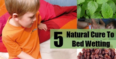 Natural Cure To Bed Wetting