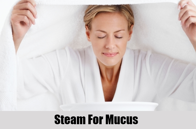 Steam For Mucus