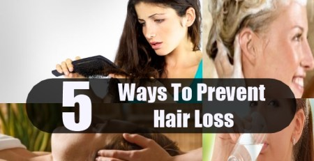 Ways To Prevent Hair Loss