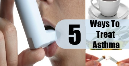 Ways To Treat Asthma