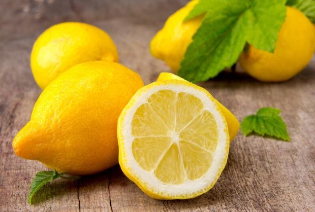 Apply Juice Of Lemon