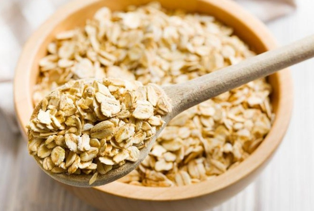 Apply Boiled Oatmeal On The Corn Or Callus
