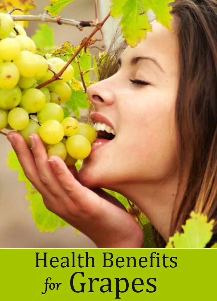 Health Benefits Of Grapes