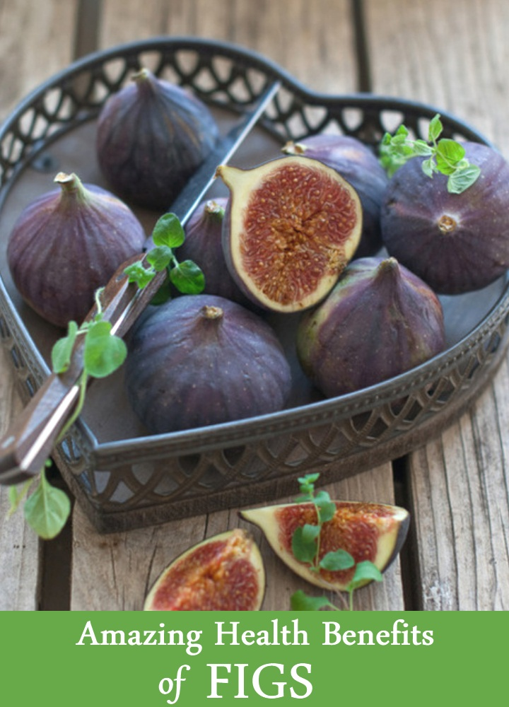 Amazing Health Benefits Of Figs