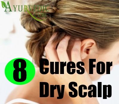 8 Cures For Dry Scalp