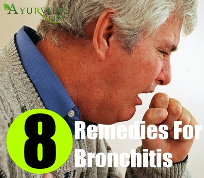 8 Remedies For Bronchitis