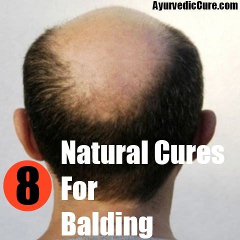 Natural Cures For Balding Hair