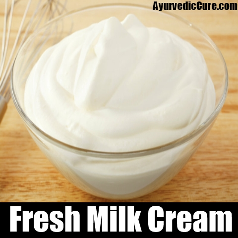 Fresh Milk Cream