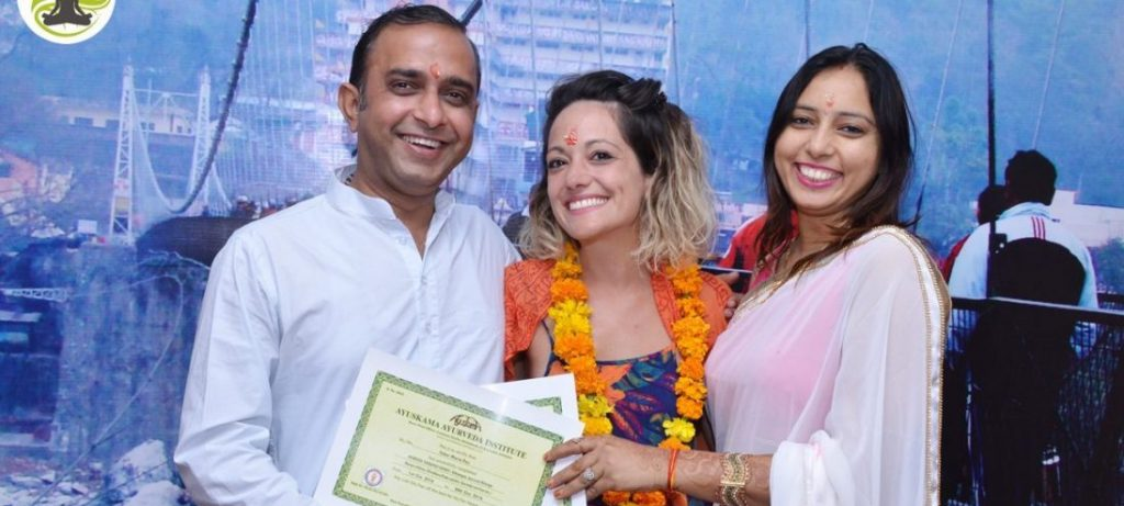 Ayurveda & Yoga Teacher Training Dual Certification