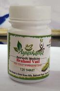 Ayuskama Brahmi Vati - Product Shot
