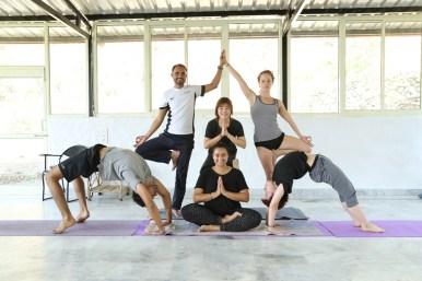 yoga ayuskama