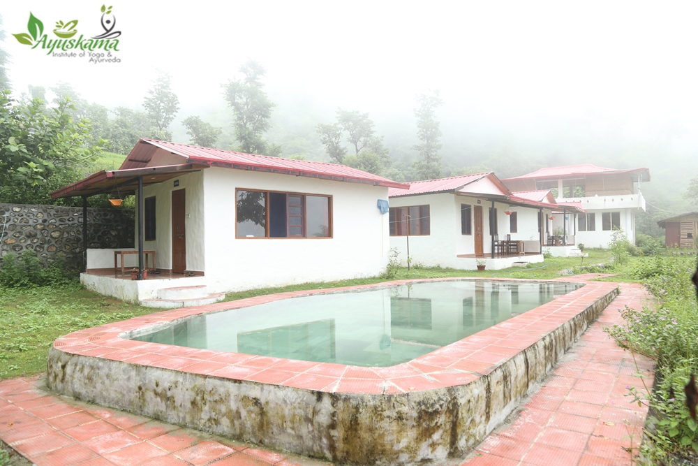 Ayuskama Ayurveda Treatment Center In Rishikesh