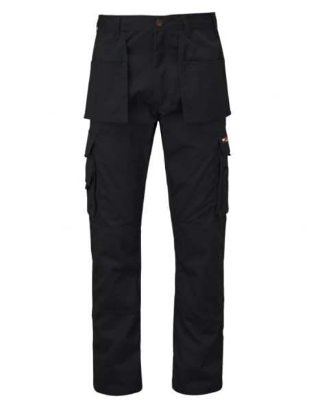 Mens Black Combat Trousers