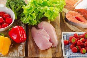 «Көп түсті күндерде», сіз көптеген өнімдерді жей аласыз, бірақ олардың жалпы калориялық мазмұнын 1500 ккалдан аспайтынын қамтамасыз ету қажет.