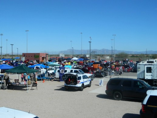 2015 AZ first responders safety day display