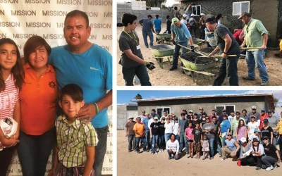 Destination Rocky Point: Building Homes for Those in Need