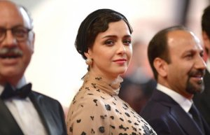 İranlı aktrisa Trampa etiraz etdi