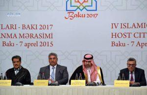 İslamiada: 3 ölkə Bakıya gəlmədi