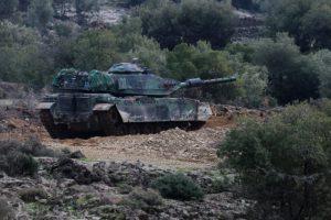 Türkiyənin xüsusi təyinatlı qüvvələri Afrinə girib