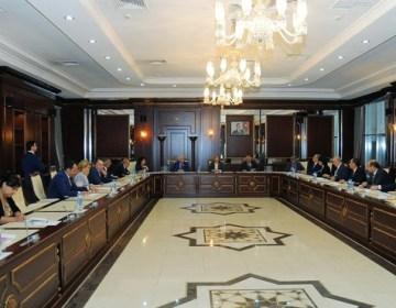 Növbəti ilin dövlət büdcəsi parlamentə təqdim edilib