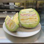 広尾の丸ごとメロンケーキ patisserie le-333(ル・トワ)