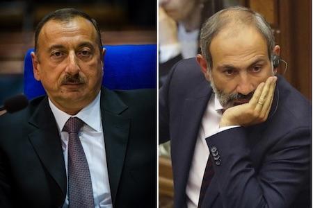"""Nikol Paşinyan: """"Yerevanla Bakı arasında operativ əlaqə yaradılıb"""""""