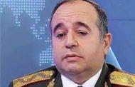 2016-cı il aprel müharibəsindən sonra vəzifədən kənarlaşdırılan general Ermənistanın müdafiə naziri oldu