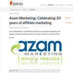 The Secrets to Success in Affiliate Marketing Revealed: An Interview with Awin Affiliate Network