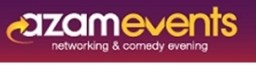 Register your place at the Azam Marketing summer networking and comedy event - read on for details