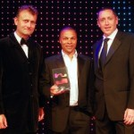 Triumph at the AOP Awards for Cashback Shopping Portal Designed by Azam Marketing
