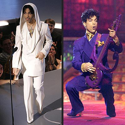 Prince had a non-brand brand, but everything was astutely planned