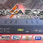 Atualização nazabox cable + ip v. 2017