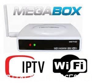 ATUALIZAÇÃO MEGABOX MG7 HD PLUS V.1.50 - 14/05/2017