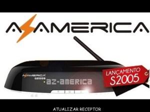 Atualização azamerica s2005 v.1.09.18263 - junho 2017