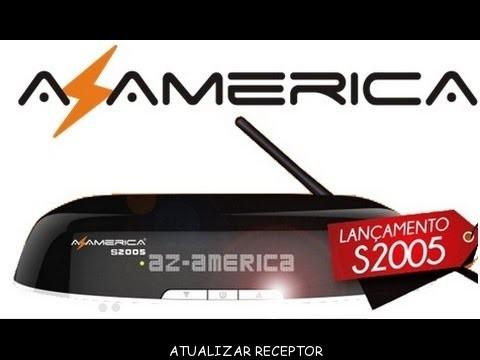 ULTIMA ATUALIZAÇÃO AZAMERICA S2005 V.1.09.19129 - 2018