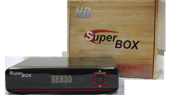 SUPERBOX BENZO HD ATUALIZAÇÃO V1.040- 58W - 02abril 2017
