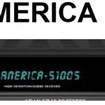 ATUALIZAÇÃO AZAMERICA S1005 + ATIVADOR 58W - 14/08/2017