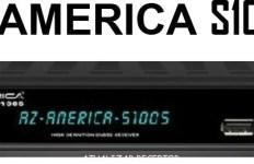 Nova atualização Azamerica s1005 hd v.1.09.17574 - 28/11/2016