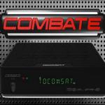 ATUALIZAÇÃO TOCOMSAT COMBATE HD V.02.045 - 16/08/2017
