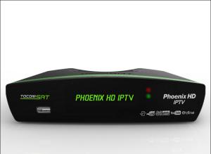 Atualização Tocomsat phoenix hd iptv v.01.040 - 01 julho 2017