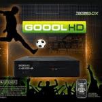 ATUALIZAÇÃO TOCOMBOX GOOOL HD V.03.047 - 13 SETEMBRO 2017