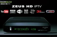 ATUALIZAÇÃO TOCOMBOX ZEUS HD IPTV V.03.042 - 16/08/2017