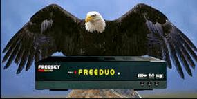 FREESKY FREDUO HD V 4.06 ATUALIZAÇÃO - 02/03//2017