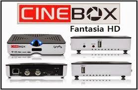 CINEBOX OPTIMO HD